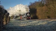 Farewell to Wadebridge (Eddie Hyde) Tags: midhantsrailway steamlocomotives steam watercressline ropley