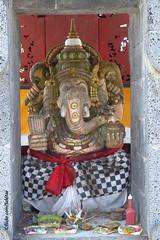 Ganesh, Pura Batur, Bali (Sekitar) Tags: bali indonesia island asia ganesh hindu pura pulau batur