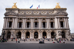 Academie Nationale De Musique (eScapes Photo) Tags: paris france palaisgarnier