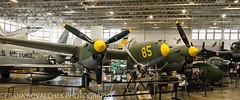 P-38 Lightning (Alaskan Dude) Tags: travel airplane utah aircraft aviation airplanes ogden airmuseum usairforce militaryaircraft hillafb aviationmuseum hillafbairmuseum