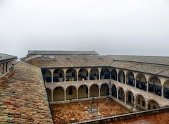Assisi - Basilica di San Francesco (Martin M. Miles - on the road again..) Tags: italy cloister perugia assisi umbria basilicadisanfrancesco umbrien francisofassisi