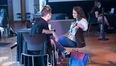 _DSC2662 (Canada's Magnetic North Theatre Festival) Tags: d yukon whitehorse 2016 magneticnorth theatrefestival oneonone compasspoints industryseries
