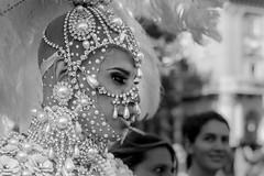 Pride, Torino 2016 (alessandra.butti) Tags: portrait blackandwhite bw italy 35mm torino drag nikon italia outdoor pride bn queen piemonte gaypride trans turin ritratto luxury piedmont biancoenero gioielli d3200