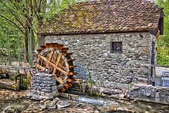 Mill_HDR (gregork.) Tags: house mill spring hdr maj mlin 2013 pomlad mozirje mozirskigaj
