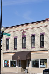 G. Freiburger building 1884 - New London, WI (turn off your computer and go outside) Tags: new building london wisconsin downtown g wi 1884 freiburger