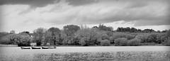 May 11th: Heath Pond (markkeohane) Tags: lake boats pond nikon petersfield d300s nikon50mmf18g