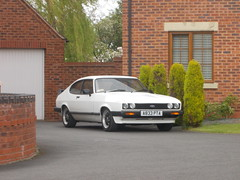 1984 Ford Capri Ls 4spd (dgk_88) Tags: ford capri 1984 ls 4spd