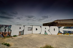 PEDRO (Dynite) Tags: grafitti shoeburyness gnd d7000