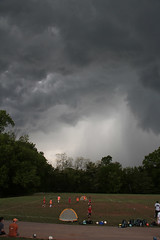 approaching storm near the soccer field (woodleywonderworks) Tags: storm sports boys field kids clouds danger open soccer safety electricity strike thunderstorm lightning charge thunder approaching tryouts imcoming img6896
