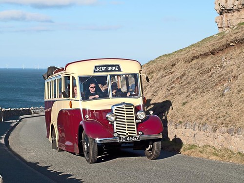 JC 4557  1937  Commer PN3/Waveney  Llandudno U.D.C.