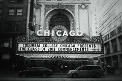 // CHICAGO (hartsaw) Tags: city urban chicago classic sign vintage marquee columbia signage nationalregisterofhistoricplaces a500 sonyalpha thechicagotheatre flickrandroidapp:filter=none