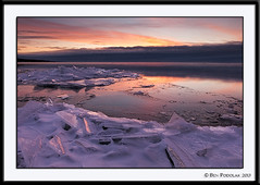 Brighton Beach Ice-2 (Ben Podolak) Tags: ice mn duluth lakesuperior