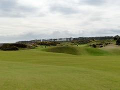 P1010634 - Kingsbarns #5 approach r (tewiespix) Tags: st scotland andrews fife golfcourse kingsbarns