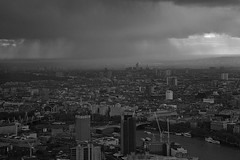 (davidkhardman) Tags: urban london rain weather thames clouds landscape cityscape shard canonef24105mmf4lis