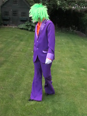 The Joker Cosplay (the_gonz) Tags: sexy costume cool purple geek cosplay clown convention batman joker dccomics facepaint fancydress con supervillain prosthetics thejoker markosigonzarelligascoigne