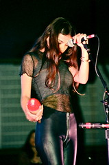 Hope Sandoval of Mazzy Star at Masquerade Music Park 1996 (Bites N Sites) Tags: park music hope star masquerade mazzy sandoval