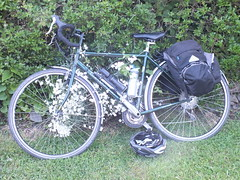Who got a pritty Bike (topdogdjstew) Tags: shropshire churchstretton allstretton