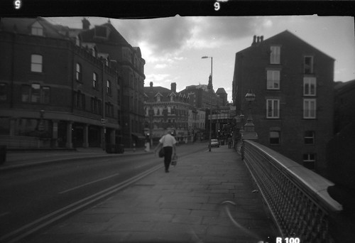 Leeds Bridge - Kodak Bullet