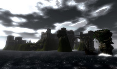 Pyke (CrossroadsGdR) Tags: castle 3d secondlife rpg castello gdr pyke
