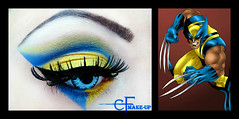Wolverine (catherine_falcon) Tags: comics makeup superhero marvel wolverine