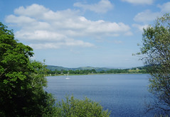 Bala Lake (Helen in Wales) Tags: blue summer lake wales northwales llyntegid balalake