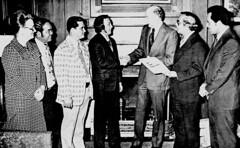 Guam Leaders and Department of Interior