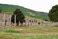 DSC_1028 (LauraEvelynEdwards) Tags: travel turkey ancient ruins backpacking bodrum ephesus izmir efes didim ancientsite