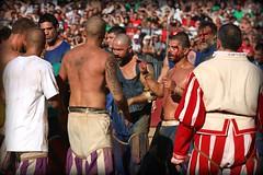 """Calcio Storico 2013 - """"BIANCHI - AZZURRI"""" (Pogliani Stefano) Tags: sport canon eos mark ii 5d firenze toscana bianchi stefano calcio storico azzurri fiorentino pogliani"""