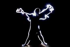 24/52 Light Painting (melbaczuk) Tags: longexposure light blackandwhite white lightpainting black canon drawing okanagan kelowna colorless colourless week24 kelownabc 2013 canon7d weekofjune10 52weeksthe2013edition 522013