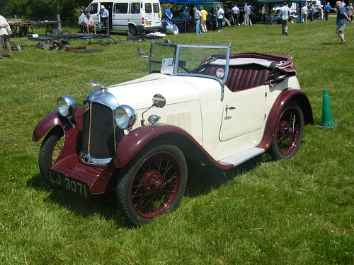 D2 - 1930 Austin Seven mk.II Swallow Sports Tourer
