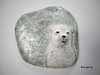 Dream of the polar bear (danahaneunjeong) Tags: bear ceramic polarbear polar icebear 도자기 곰 북극 북극곰 도자 도자인형