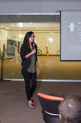 """NS Talks """"How I Become a master of (disaster) UX"""" (Nearsoft) Tags: sonora mexico ui userinterface software hermosillo development ux outsourcing userexperience nearsoft marysolortega nearsofttalks"""