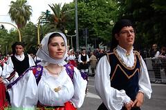 Costumi di Bono (Colori di Sardegna) (gino cherchi) Tags: sardegna italia bono cavalli cavalieri cavalcatasarda ginocherchi costumidibono