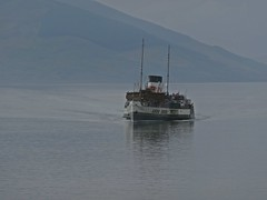 Three Point Turn (Bricheno) Tags: rothesay bute isleofbute clyde estuary firth firthofclyde boat ship steamer paddlesteamer waverley pswaverley bricheno scotland escocia schottland écosse scozia escòcia szkocja scoția 蘇格蘭 स्कॉटलैंड σκωτία