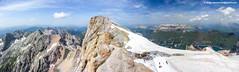 Marmolada - Punta Penia (diedm) Tags: panoramica trentino dolomiti altoadige marmolada trentinoaltoadige