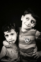 حاتم ومازن (Mansour Al-Fayez) Tags: city wallpaper portrait white black color home beautiful smile face canon studio photography photo interesting awesome saudi inside lovely riyadh saudiarabia ksa السعودية أحادي حاتم مازن canon5dmarkii