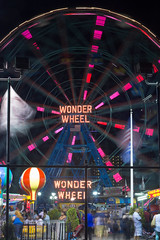 Wonder Wheel, A-spinnin' (maisa_nyc) Tags: nyc newyork brooklyn coneyisland amusementpark wonderwheel