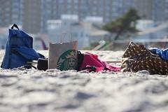 IMG_4068 (Rafael Santiago Bueno) Tags: beach starbucks newyorkbeach nycbeach newyorkcitybeach