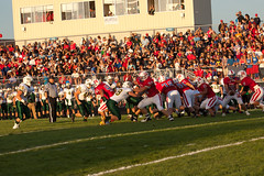 Gretna at Norris Sept 13-36 (nebugeater) Tags: school football high nebraska dragons ne gretna norris firth nebr