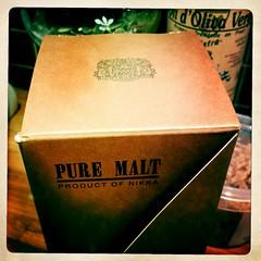 (totordenamur) Tags: from japan barrel whiskey spirits liquor alcool whisky scotch product pure malt nikka