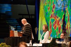 IMG_8101.jpg (Gustavus Adolphus College) Tags: lund flickr nick center arena conference presentation nobel theisen lundcenter nobelconference lundarena nicktheisen