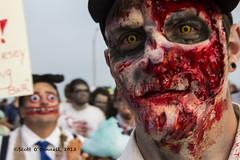 zombie 37 (scottnj) Tags: zombie asburypark zombies zombiewalk bloodyzombie scottnj asburyparkzombiewalk 2013asburyparkzombiewalk