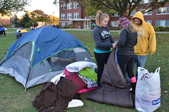 "Sleep Out on the Quad 2013 7 • <a style=""font-size:0.8em;"" href=""http://www.flickr.com/photos/52852784@N02/10536637604/"" target=""_blank"">View on Flickr</a>"