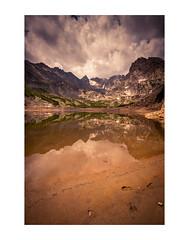 02 Lake Isabelle (Mat_Zy) Tags: colorado co ward splittone xe1 lakeisabelle lightroom5 fujifilmxe1 fujixe1 fujinonxf14mmf28 vision:sunset=0613 vision:outdoor=0928 vision:sky=0794