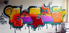 Bobas (delete08) Tags: street urban streetart graffiti delete hastings
