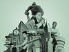 NYC (GREGCIRCANOW) Tags: nyc newyorkcity ny newyork clock museum arch joeyramone washingtonsquarepark grandcentralstation kingkong guggenheim empirestatebuilding travisbickle taxidriver theramones chryslerbuilding firehouse flatironbuilding 42 ghostbusters fdr jackierobinson robertdeniro fiorellolaguardia spikelee franklindelanoroosevelt dotherightthing brooklyndodgers radioraheem hookladder8 billnunn