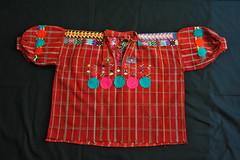 Maya Blouse Chimaltenango (Teyacapan) Tags: clothing maya guatemala textiles ropa indigenas vestimenta blusas santiagochimaltenango