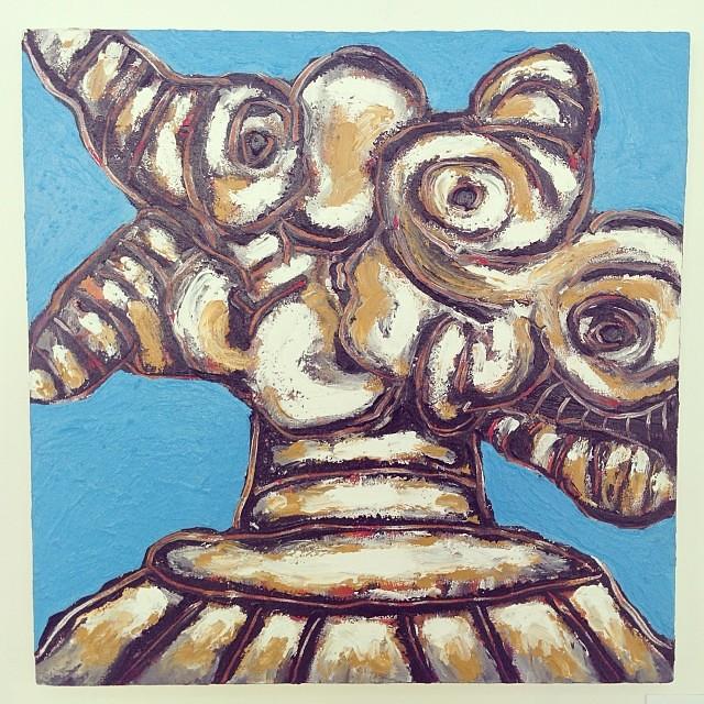 Sin Titulo de Jorge Castilla Bambarén $1000 • Bazarte #bazarte #arteenlima #artinlima #arte #art #artist #artista #pintura #painting