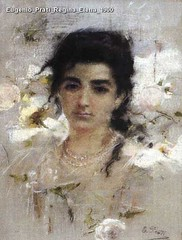 Eugenio Prati Regina Elena 1900