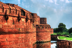 Agra IND - Agra Fort 02